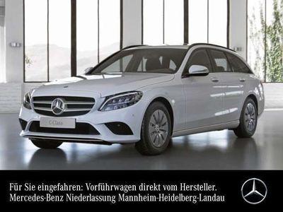 gebraucht Mercedes C180 T Bluetooth Navi LED Klima Einparkhilfe