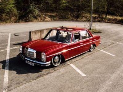 gebraucht Mercedes 200/8 W114 230.6mit Airride