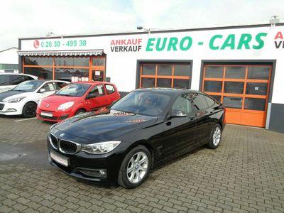 gebraucht BMW 318 Gran Turismo Neu d / NAVI / Bi-XENON / AHK / GARANTIE