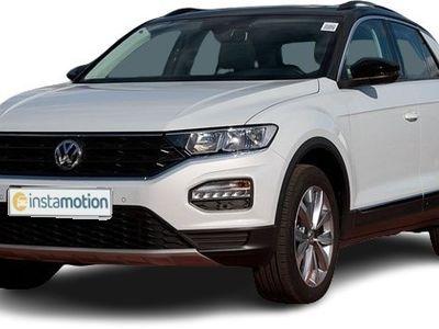 gebraucht VW T-Roc T-Roc1.5 TSI Style Panorama Leder Navi AHK