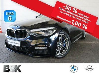 gebraucht BMW 530 d M Sport bei Gebrachtwagen.expert