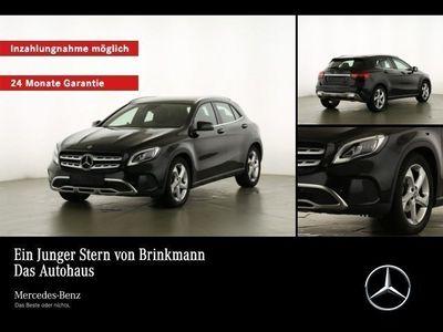 gebraucht Mercedes GLA200 d SUV URBAN/LED/NAVI/SITZHZG Navi/SHZ/BC