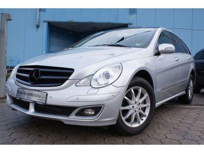 gebraucht Mercedes R500 4Matic 7G-TRONIC Panorama/ Leder (31)
