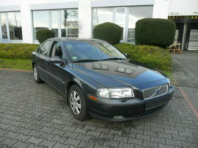 gebraucht Volvo S80 Lim. 2.4*Klimaanlage*T.Leder*EF*ZV* als Limousine in Pulheim-Brauweiler bei Köln