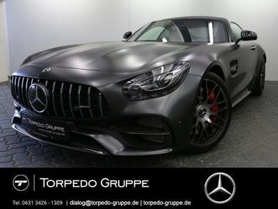 gebraucht Mercedes AMG GT C Edition 50+COMAND+LED+PANO+DISTR+Leder