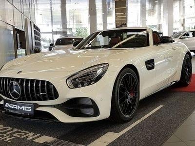 gebraucht Mercedes AMG GT C Roadster Designo/Keyless/Burmester