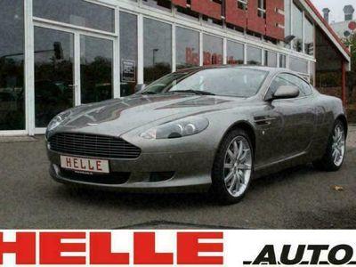 gebraucht Aston Martin DB9 Coupe Touchtronic nur 44Tkm - Leder,Klima,Xenon,Sitzheizung,Alu,Servo,
