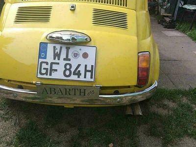 gebraucht Fiat 500 BerlinaF1