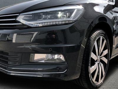 gebraucht VW Touran Highline Tiptronic LED NAVI