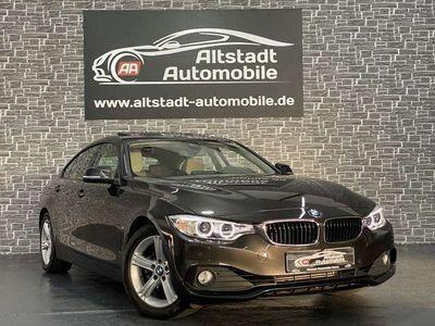gebraucht BMW 425 Gran Coupé ADVANTAG-HUD-GLSD-AHK-BI-XENON