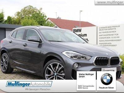 "gebraucht BMW X2 xDr.20dA.M Sport PanoDach Navi+ Lenkradh.19"" (Spor"