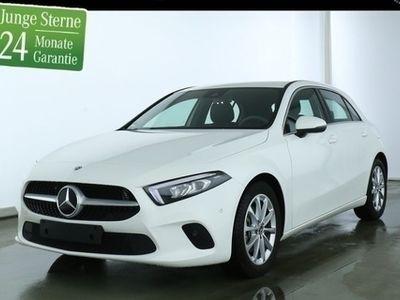 gebraucht Mercedes A200 Progressive+MBUX+LED+Widescreen+SHZ+PTS+
