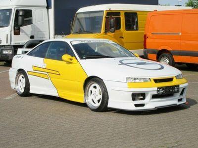 gebraucht Opel Calibra 2.0i 16V Sport Sparco Schalensitze