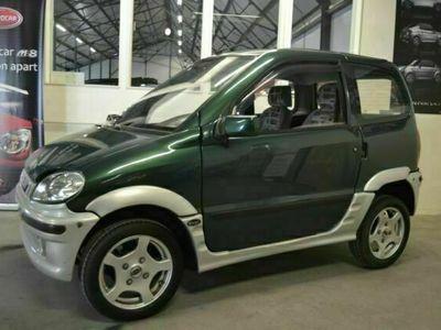 gebraucht Microcar Virgo Liberty Minicar Mopedauto Leichtmobile 45