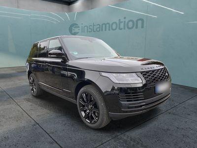 gebraucht Land Rover Range Rover Range RoverD350 Vogue BLACK-PACK AHK SD ACC