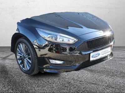 gebraucht Ford Focus Turnier EcoBoost ST-Line *SHZ*NAVI*USB*17'LMF*BLUETOOTH*