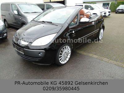 gebraucht Mitsubishi Colt CZC 1.5 Klima/Alu/Leder/Sitzhzg als Cabrio/Roadster in Gelsenkirchen