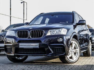 käytetty BMW X3 X3xDrive20d
