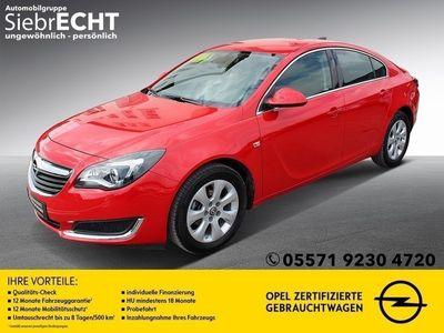 gebraucht Opel Insignia 1.6 SIDI Turbo Innovation S/S*Xenon*Navi*uvm