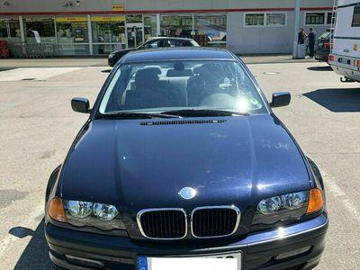 gebraucht BMW 316 i E46 Limousine Klima PDC MFL Tempomat
