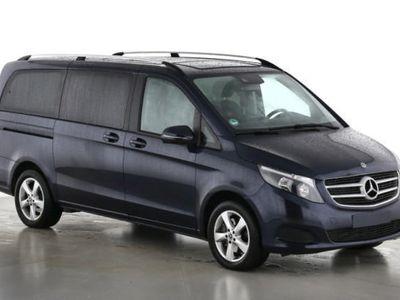 gebraucht Mercedes V220 MB d Edition lang Fahrassist.