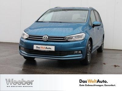 gebraucht VW Touran 2.0 TDI Join 7 Sitzer Navi LED PDC LM