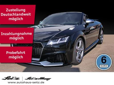 gebraucht Audi TT Roadster 2.5 TFSI qu 28