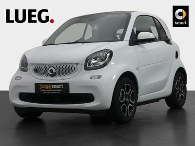 used Smart ForTwo Electric Drive coupe 60 kW