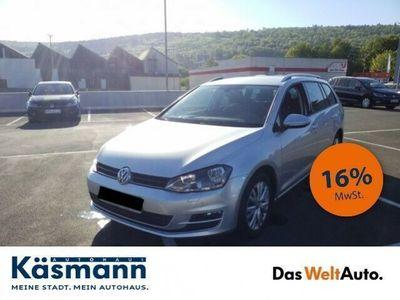 gebraucht VW Golf VII Variant 2.0 TDI Allstar Navi PDC Sitzhz