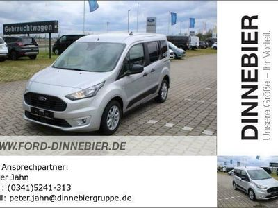 gebraucht Ford Tourneo Connect Trend 250L1 1.5 Ecoblue 88 kW Allwetterreifen Neuwagen, bei Autohaus Dinnebier GmbH