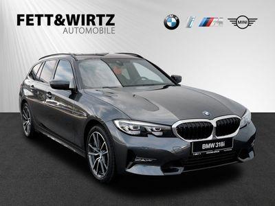 gebraucht BMW 318 i Touring Sport Line Auto