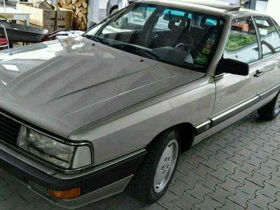 gebraucht Audi 200 Turbo 182 PS H Zulassung