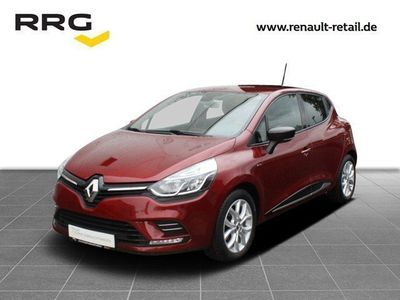 gebraucht Renault Clio IV IV LIMITED DELUXE TCe 90 Navigation, Alufel