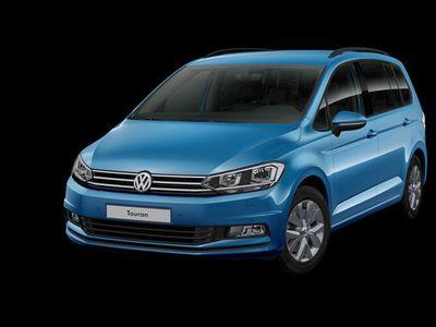 gebraucht VW Touran Comfortline 1.6 TDI SCR 7 Sitze Frontscheibenheizung Sitzheizu