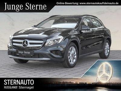 gebraucht Mercedes GLA200 Style Navi