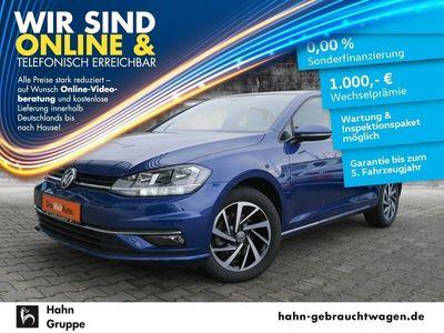 gebraucht VW Golf VII Join 1.0TSI Climatr Navi Einpark Sitzh