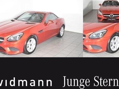 gebraucht Mercedes 200 SLCComand*Distronic*Spur-P.*LED*Kamera