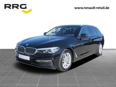 gebraucht BMW 520 d Touring Automatik + Navi
