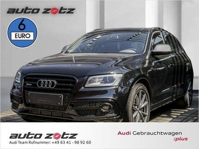gebraucht Audi SQ5 3.0 TDI competition quattro (Navi Xenon Klima Einp