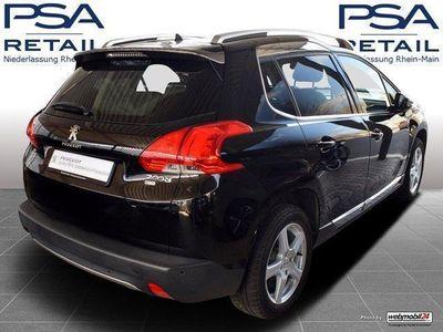 brugt Peugeot 2008 Allure ETG Automatik*Klima*SH*