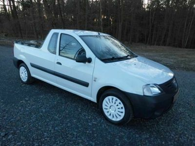 gebraucht Dacia Logan Pick-Up 1.5 DCI-Plane-AHK-TÜV NEU!