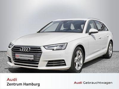 gebraucht Audi A4 Avant Sport 2,0 TDI 6-Gang AHK LED