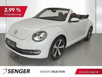 käytetty VW Beetle Cabriolet 1.4 TSI Exclusive Design BMT ZV