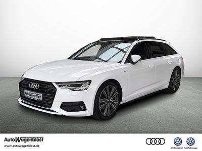 gebraucht Audi A6 Avant 45 TDI quattro S-LINE AHK+NAVI+PANO+LED