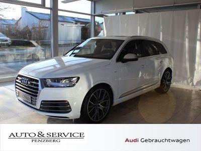 gebraucht Audi SQ7 4.0 V8 TDI quattro tiptronic