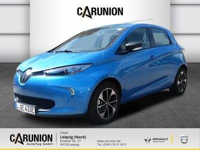 gebraucht Renault Zoe LIFE Batteriemiete Option auf Z.E. 40 Paket