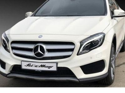 gebraucht Mercedes GLA200 AMG Line Xenon Navi Sitzhzg
