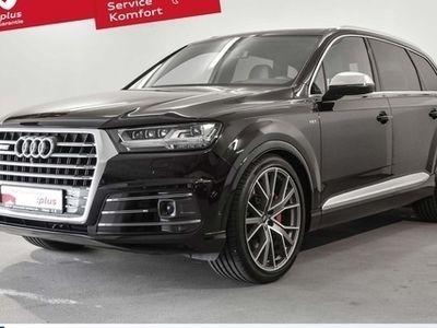 gebraucht Audi SQ7 4.0 TDI quattro Tiptronic -28%/AHK/ALU 22 Z.