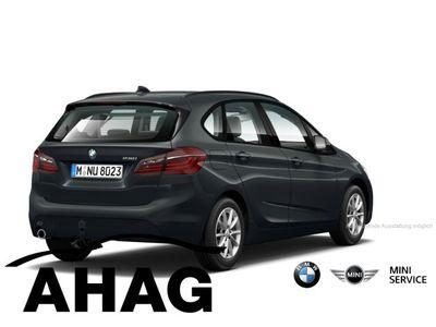 gebraucht BMW 218 Active Tourer i Advantage Klimaaut. AHK PDC