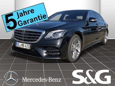 gebraucht Mercedes S560 e lang AMG Line Multikonturs./P.dach/Memor